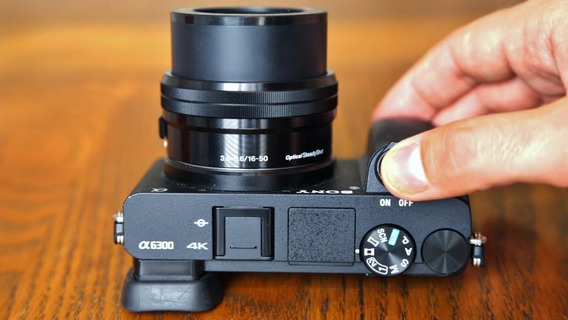 Sony E Pz 16-50mm F/3.5-5.6 Oss - Selp1650 Lente Pancake Usa
