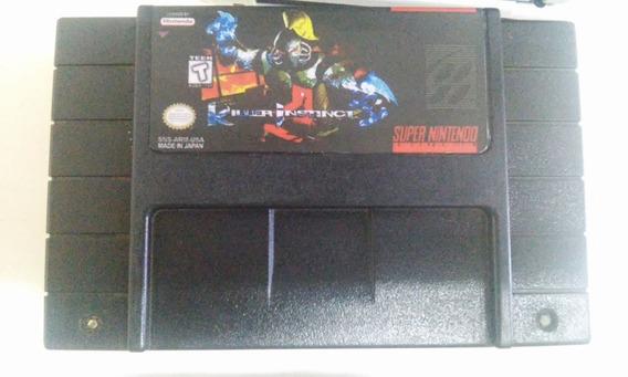 Fita Killer Instinct Jogo Original Snes Cartucho Nintendo