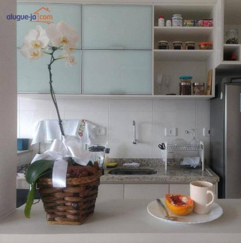 Apartamento À Venda, 48 M² Por R$ 240.000,00 - Jardim Satélite - São José Dos Campos/sp - Ap6140