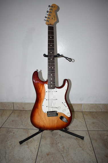 Fender American Standard Stratocaster Sienna Sunburst 2012