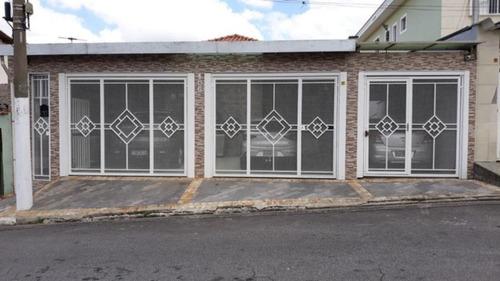 Imagem 1 de 15 de Casa Para Venda Por R$1.600.000,00 Com 250m², 3 Dormitórios, 1 Suite E 3 Vagas - Ponte Rasa, São Paulo / Sp - Bdi35581