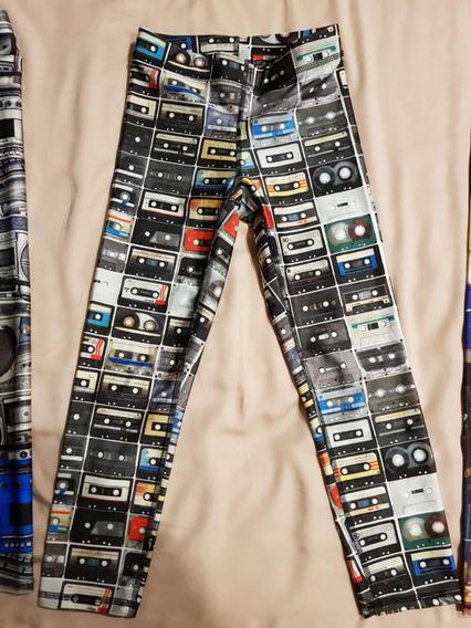 Leggings Zara Terez Cassettes