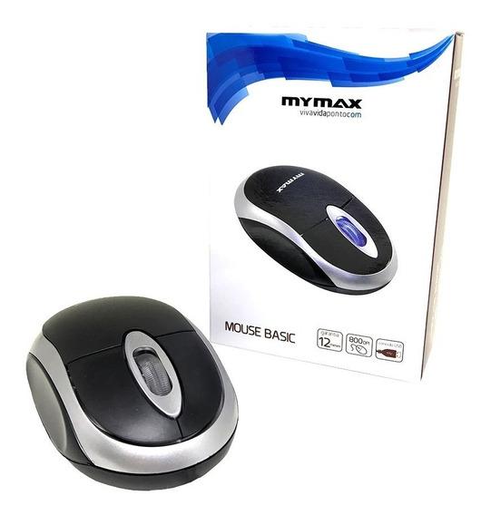 Lote 10 Mouse Optico 800dpi - Ps2 - Atacado