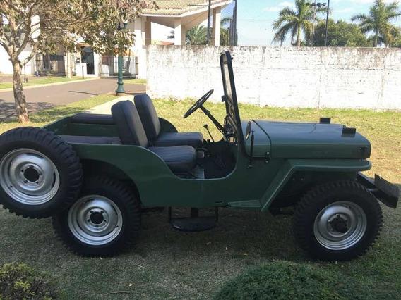 Jeep Willys Cj 3