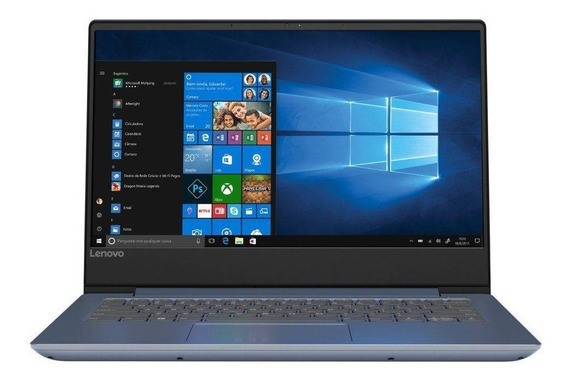 Notebook Lenovo Ideapad 330s I7 8gb 1tb 14 Hd 81jm0003br