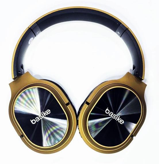 Fone Ouvido Bluetooth Ban Fon 0017 Função Wireless Original