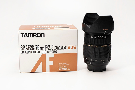 Lente Tamron Nikon Af 28-75mm F/2.8 Xr Di Ld