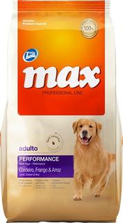 Max Adulto Performance 20k + Obsequio