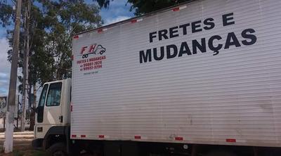 Fretes Para Todo O Brasil, Localizado Em Posse Goiás.