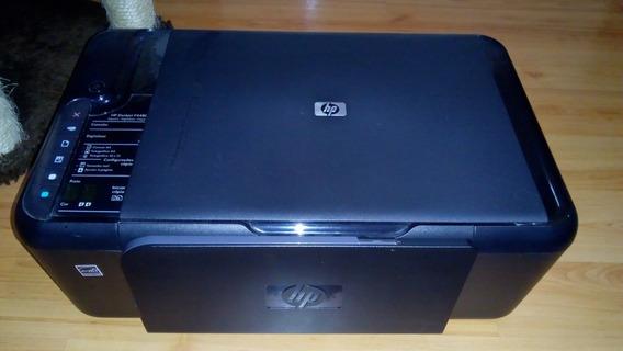 Impressora Multi Funcional Hp F 4480 Deskjet