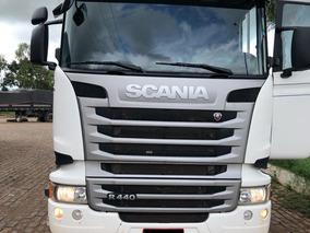 Scania R440 2017 6x4 - Streamline Automatica