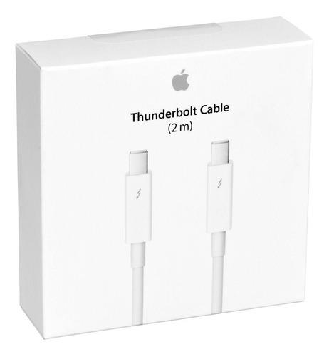 Cable Apple Thunderbolt 2 Metros Original