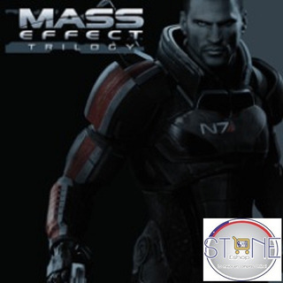 Mass Effect Trilogy + Dlc Ps3