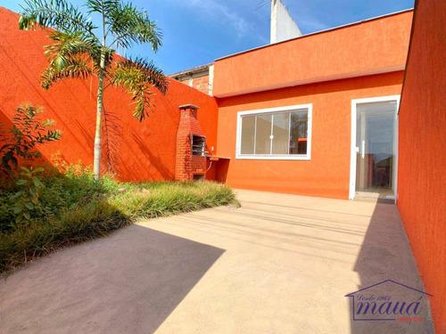 Casa Com 2 Dormitórios À Venda, 56 M² Por R$ 170.000,00 - Vila Santa Cruz - Duque De Caxias/rj - Ca0212