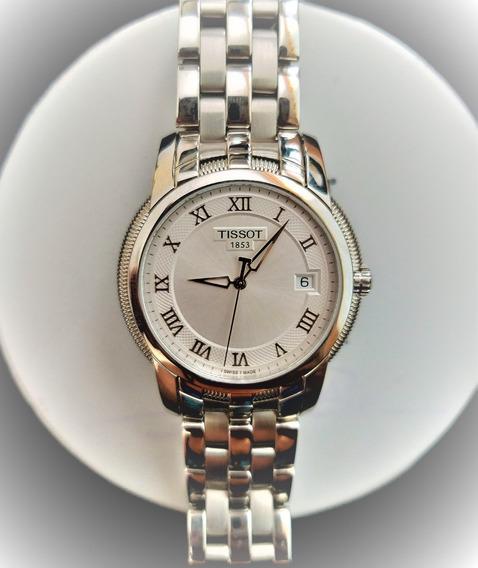 Super Oferta Reloj Tissot Modelo 1853 En Acero