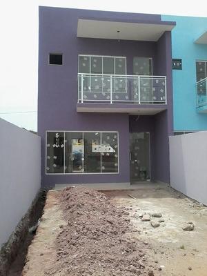 Casa Para Venda, 2 Dormitórios, Jardim Franco - Macaé - 251