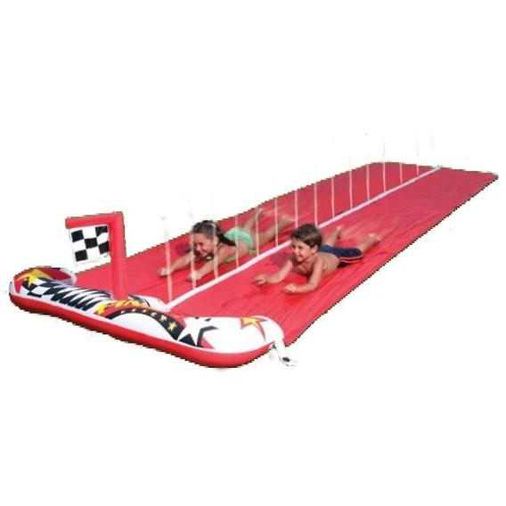 Deslizador De Agua Tobogan Inflable Raceway Bestway
