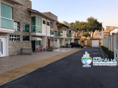 Sobrado De Condomínio Com 3 Dormitórios Sendo 1 Suíte Vila Bela - A62779