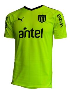 Camiseta Peñarol Alternativa Oficial Remera Fútbol Mvd Sport