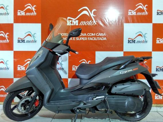 Citycom 300 Preta 2012