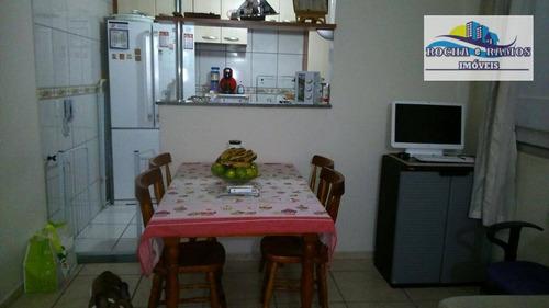 Apartamento Com 02 Quartos, 01 Vaga De Garagem, São Bernardo, Campinas Sp - Ap0874