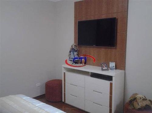Apartamento Com 4 Dormitórios À Venda, 250 M² - Jardim Do Mar - São Bernardo Do Campo/sp - Ap3433