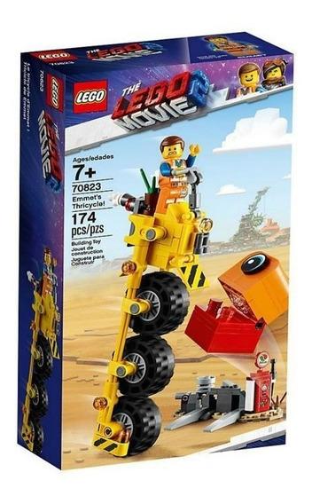 Lego 70823 Triciclo De Emmet