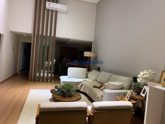 Casa À Venda, 174 M² Por R$ 660.000,00 - Esperança - Londrina/pr - Ca1416