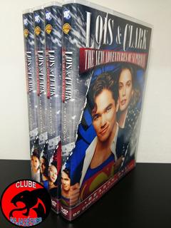 Lois E Clark:as Novas Aventuras Do Superman- 4 Temporadas