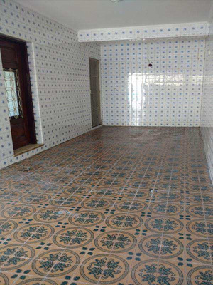 Casa Em Santos Bairro Campo Grande - A9043