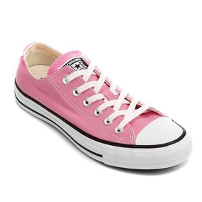 Converse All Star Ct As Core Ox Rosa Adulto Infantil