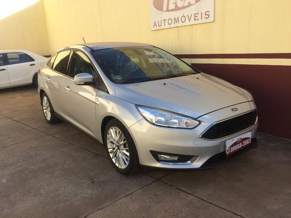 Ford Focus 2.0 Se 16v Flex 4p Powershift 2018