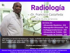 Ultrasonido En Panama, Dr. Francisco Castañeda, Rayos X.