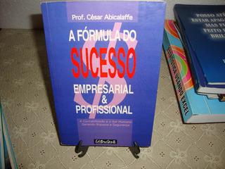A Fórmula Do Sucesso Empresarial & Profissional Prof César