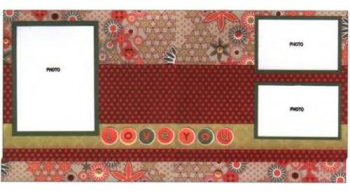 Imagem 1 de 2 de Sei - Kit De Papéis E Acessórios Para Scrapbook