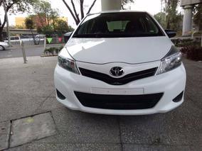 Toyota Yaris Hatchback Core Mt 2014