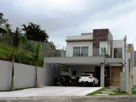Casa Com 4 Dormitórios À Venda, 363 M² - Granja Viana - Ca13261