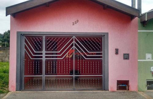 Casa À Venda, 142 M² Por R$ 380.000,00 - Vila Rezende - Piracicaba/sp - Ca0397