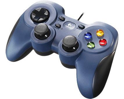 Logitech Gamepad F310 Consola De Juegos 10 Botones Cableado