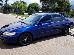Honda Accord 2001 2.2cc Excelente Estado