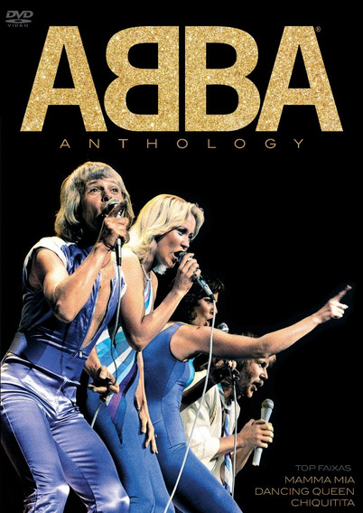 Dvd Abba Anthology