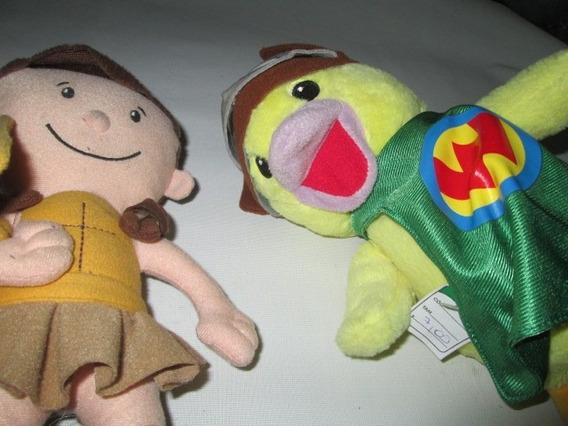 Lote De Brinquedos Usados Bb080