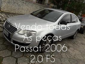 Volkswagen Passat 2.0 Fsi Comfortline 4p 2006