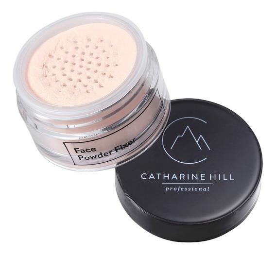 Catharine Hill Face Powder Fixer Rosado - Pó 20g Blz