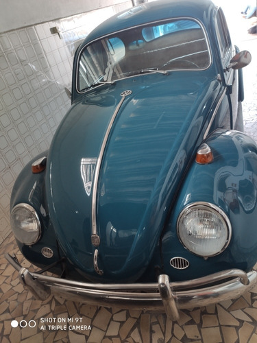 Fusca 65 Motor 1200 1200