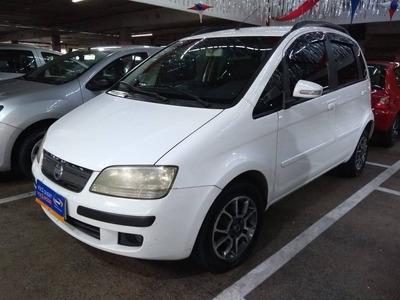Fiat Idea 1.4 Mpi Elx 8v Flex 4p Manual Sem Entrada Uber