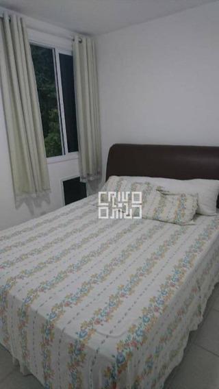 Apartamento Com 3 Quartos (1 Suíte), 1 Vagaà Venda, 75 M² Por R$ 300.000 - Maceió - Niterói/rj - Ap0508