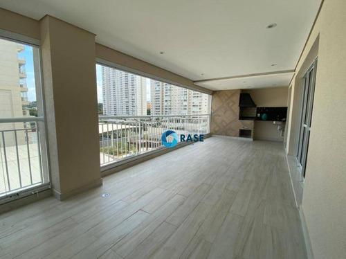 Imagem 1 de 30 de Apartamento À Venda, 130 M² Por R$ 1.235.000,00 - Jardim Dom Bosco - São Paulo/sp - Ap12244