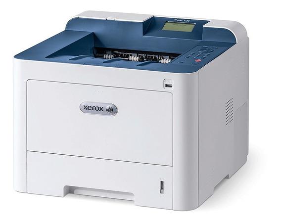 Impresora Laser Xerox Phaser 3330 Dnia A4 Duplex Wifi Usb Mo