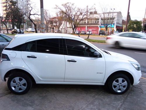Imagen 1 de 13 de Chevrolet Agile 1.4 Ls Spirit